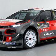 Citroen C3 WRC 2017 - SoyMotor.com