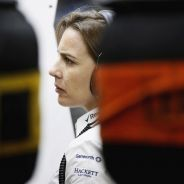 Claire Williams - LaF1.es