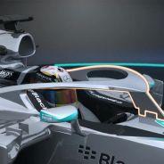 La Fórmula 1 estudia como mejorar la seguridad de la cabeza de los pilotos - LaF1