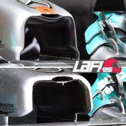 Mercedes estrenará en China un alerón delantero revolucionario - LaF1