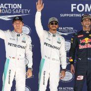 Los tres pilotos más rápidos de la clasificación del GP de Estados Unidos - LaF1