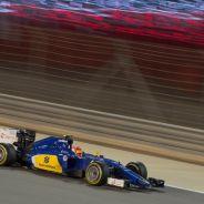 El Sauber de Felipe Nasr en Baréin - LaF1.es