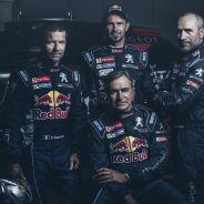 El póker de Ases de Peugeot: Loeb, Despres, Sainz y Peterhansel - LaF1