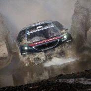 Sébastien Loeb en el Dakar - LaF1