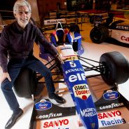 Damon Hill en el Autosport International Show - LaF1