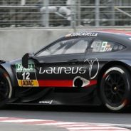 Dani Juncadella con su Mercedes del DTM - LaF1