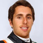 Daniel Juncadella como piloto reserva de Force India