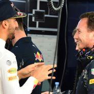Daniel Ricciardo ha sorprendido a su jefe de equipo - LaF1
