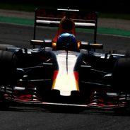 Daniel Ricciardo con el RB12 en Hungría - LaF1
