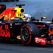 Ricciardo bajó hasta la 7ª posición en carrera - LaF1
