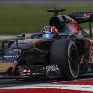 Daniil Kvyat en Hungría - LaF1