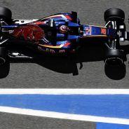 Kvyat está muy molesto con su descenso a Toro Rosso - LaF1