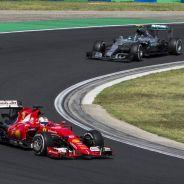 Ferrari y Mercedes serán las opciones de Red Bull - laF1.es