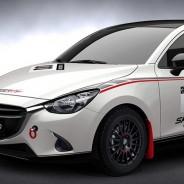 Este es el Mazda 2 15MB Racing Spec, una de las novedades de la firma - SoyMotor