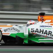 Paul di Resta durante la sesión de clasificación de Corea - LaF1