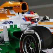 Paul di Resta a los mandos de su Force India - LaF1
