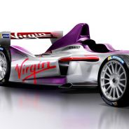Coche de competición de Virgin en la Fórmula E - LaF1