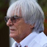 Bernie Ecclestone en el paddock de Estados Unidos - LaF1