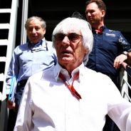 Bernie Ecclestone podrá respirar aliviado - LaF1