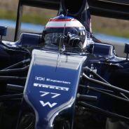 Valtteri Bottas durante los tests de Jerez - LaF1