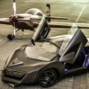 El diseño de Abdul Wahab Ziaullah recuerda al 'batmóvil' - SoyMotor