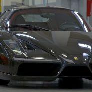 Ferrari Enzo al desnudo: Porque no todos los Ferrari son rojos