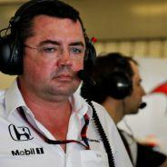 Boullier confía en que el 2015 les de fuerzas para afrontar el 2016 - LaF1