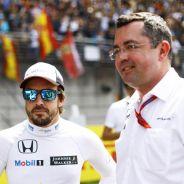 Boullier ve a McLaren muy lejos de los puestos de arriba - LaF1
