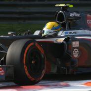 Esteban Gutiérrez en Monza - LaF1
