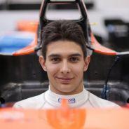 Esteban Ocon en su nuevo monoplaza - LaF1
