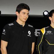 Ocon será piloto reserva de Renault - LaF1