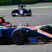 Esteban Ocon, 16º en su carrera de debut en Fórmula 1 - LaF1