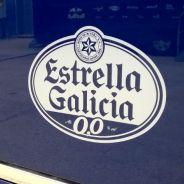 El logotipo de Estrella Galicia ya luce en Jerez - LaF1