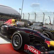 Captura del videojuego F1 2015, aún en desarrollo - LaF1