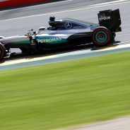 Lewis Hamilton en Australia - LaF1