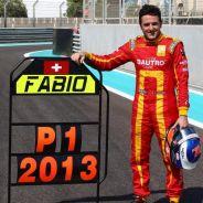 Fabio Leimer logró conquistar el certamen de la GP2 en 2013 - LaF1