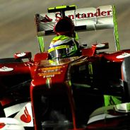 Felipe Massa en Singapur - LaF1