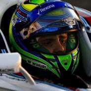 Felipe Massa sueña con el podio en el GP de China - LaF1