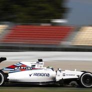 Williams comienza a gestionar sus recursos pensando en 2017 - LaF1