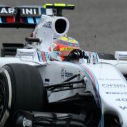 Williams en el GP de China F1 2014: Viernes