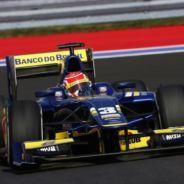 El Sauber C34 podría parecerse al Carlin de GP2 que pilotó Felipe Nasr en 2014 - LaF1