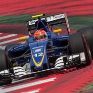 Felipe Nasr en Austria - LaF1