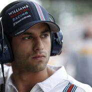 Felipe Nasr en su estancia como piloto reserva de Williams - LaF1.es