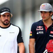 Sainz no confía en el proyecto de McLaren-Honda - LaF1