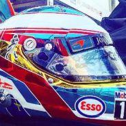 El casco de Alonso para Mónaco - LaF1