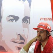 """Alonso confía en Ferrari: """"Quiero volver a estar entre los cinco primeros"""" - LaF1"""