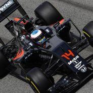 Alonso saldrá 10º en el GP de España