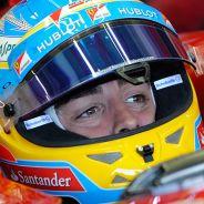 """Alonso: """"Dimos muchas vueltas, el verdadero objetivo de estos test"""""""