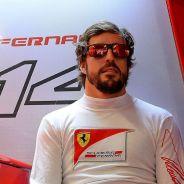 Fernando Alonso en su época con Ferrari - LaF1