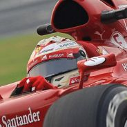 Fernando Alonso durante el GP de la India - LaF1